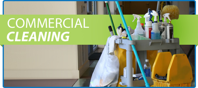 Quality Commercial Cleaning Services | Cleaning Service
