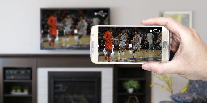 Smart TV and Smartphones