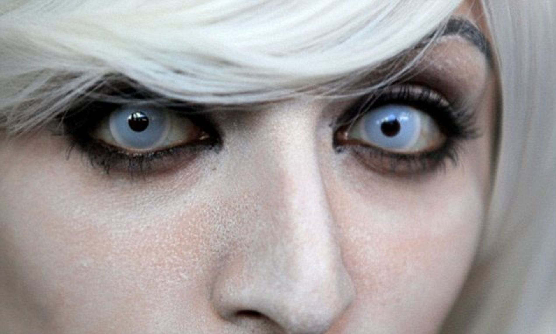 Create Magical Eyes with Crazy Contact Lenses