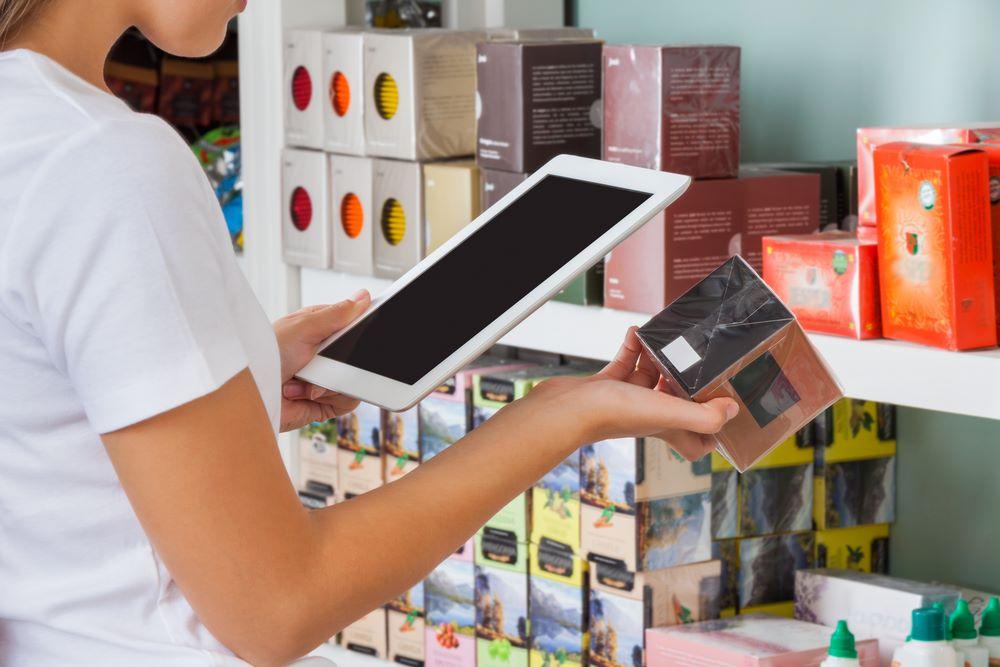 display box retail