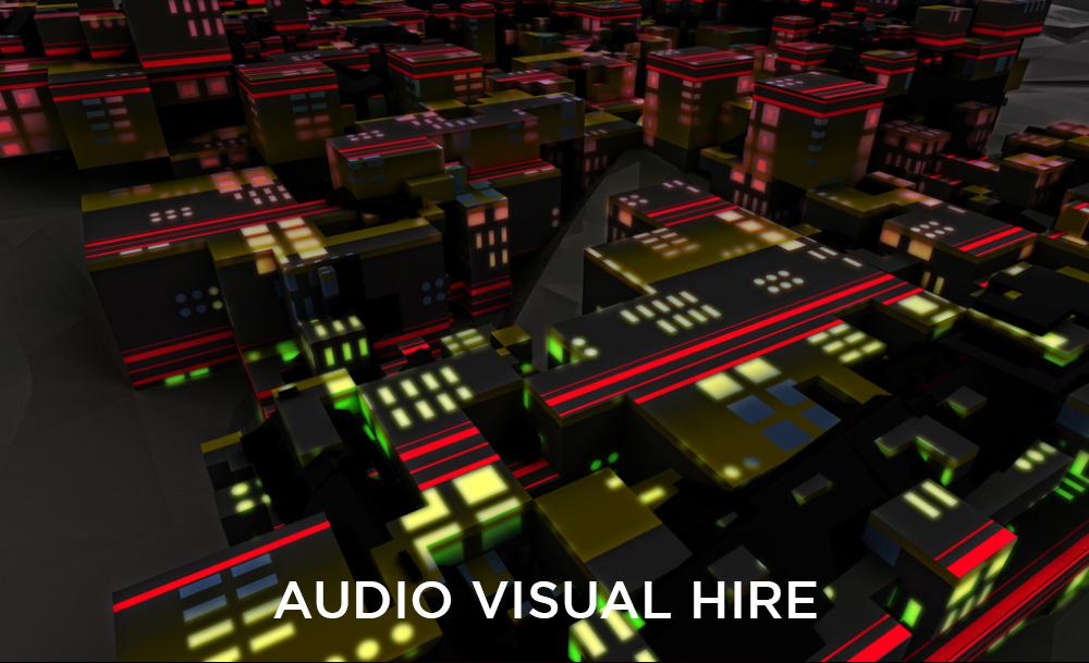 Audio Visual Hire Practice