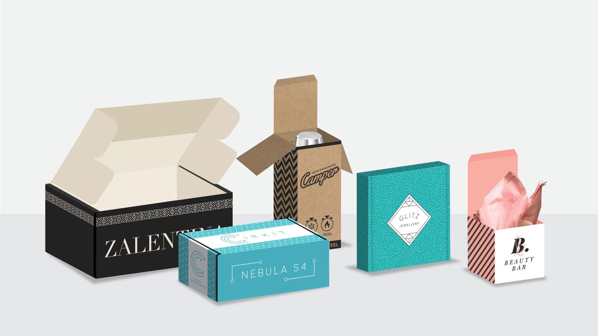 Get Impressive Custom Printed Popcorn Boxes at very Affordable Rates