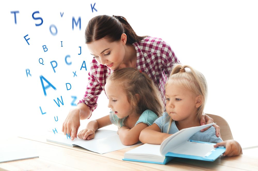 speech therapy for children with autism