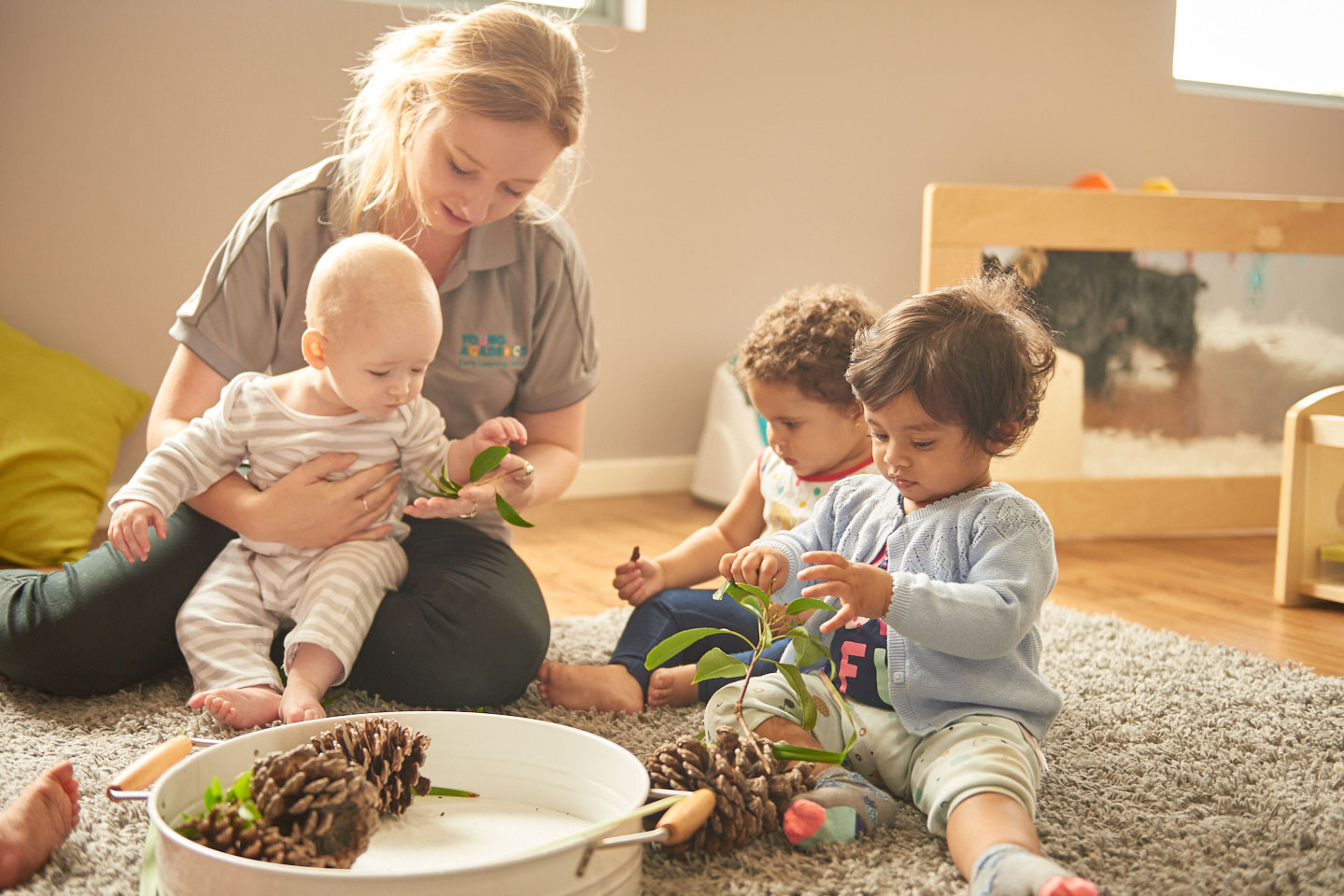 The Importance of Indoor Learning Environments in Early Childhood