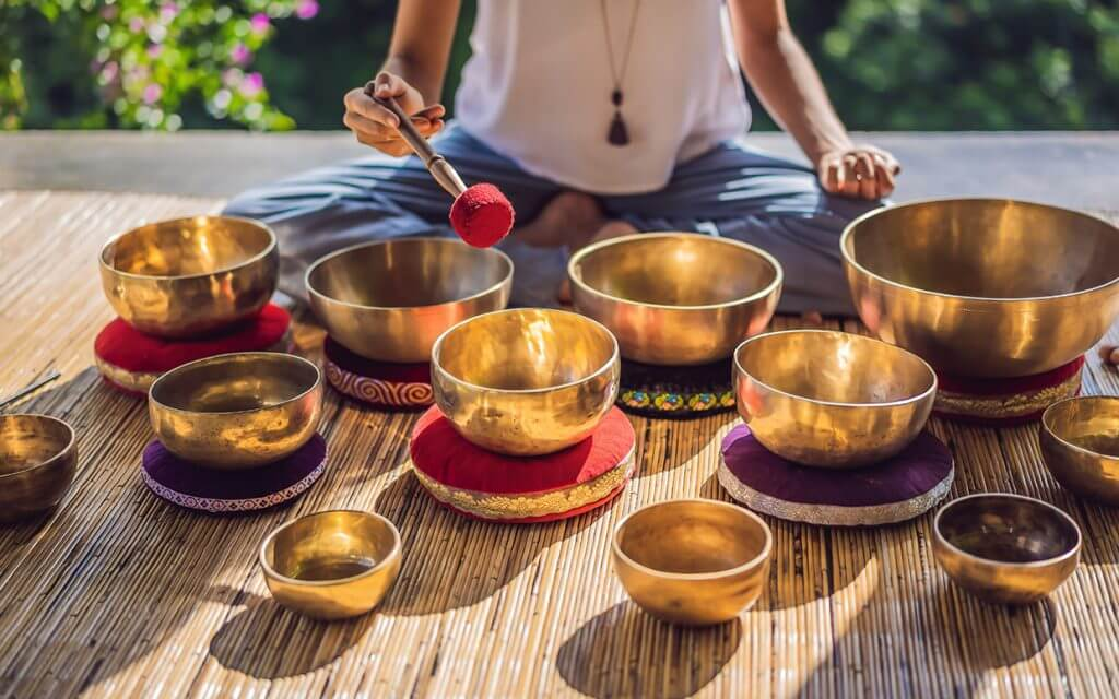 Everything You Need to Know About Sound Baths