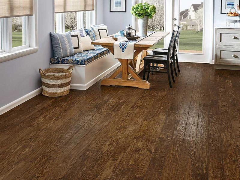 hardwod floor types