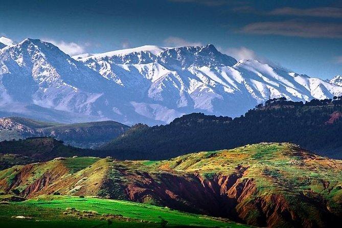 Morocco winter break