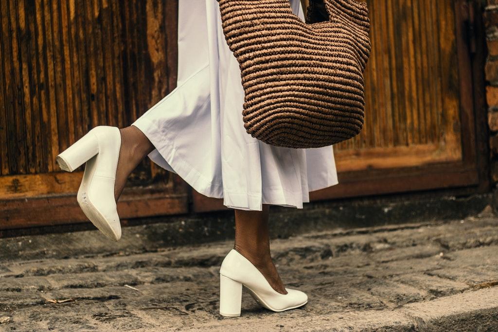 heels shoes feet
