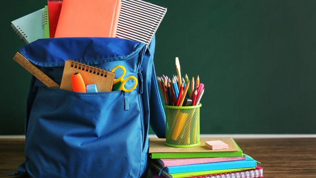 Stationer School Supplies