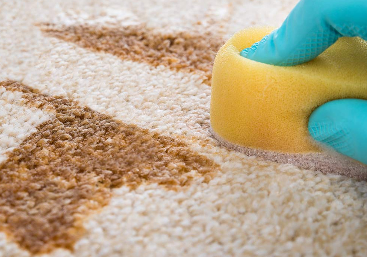 Carpet Stain Removal with Carpet Cleaning Remedies