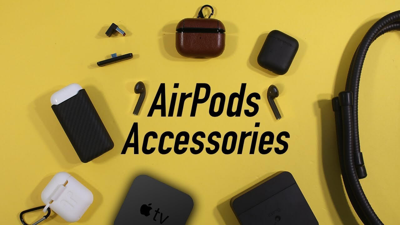 Exclusive AirPods Accessories for iPhone Lovers