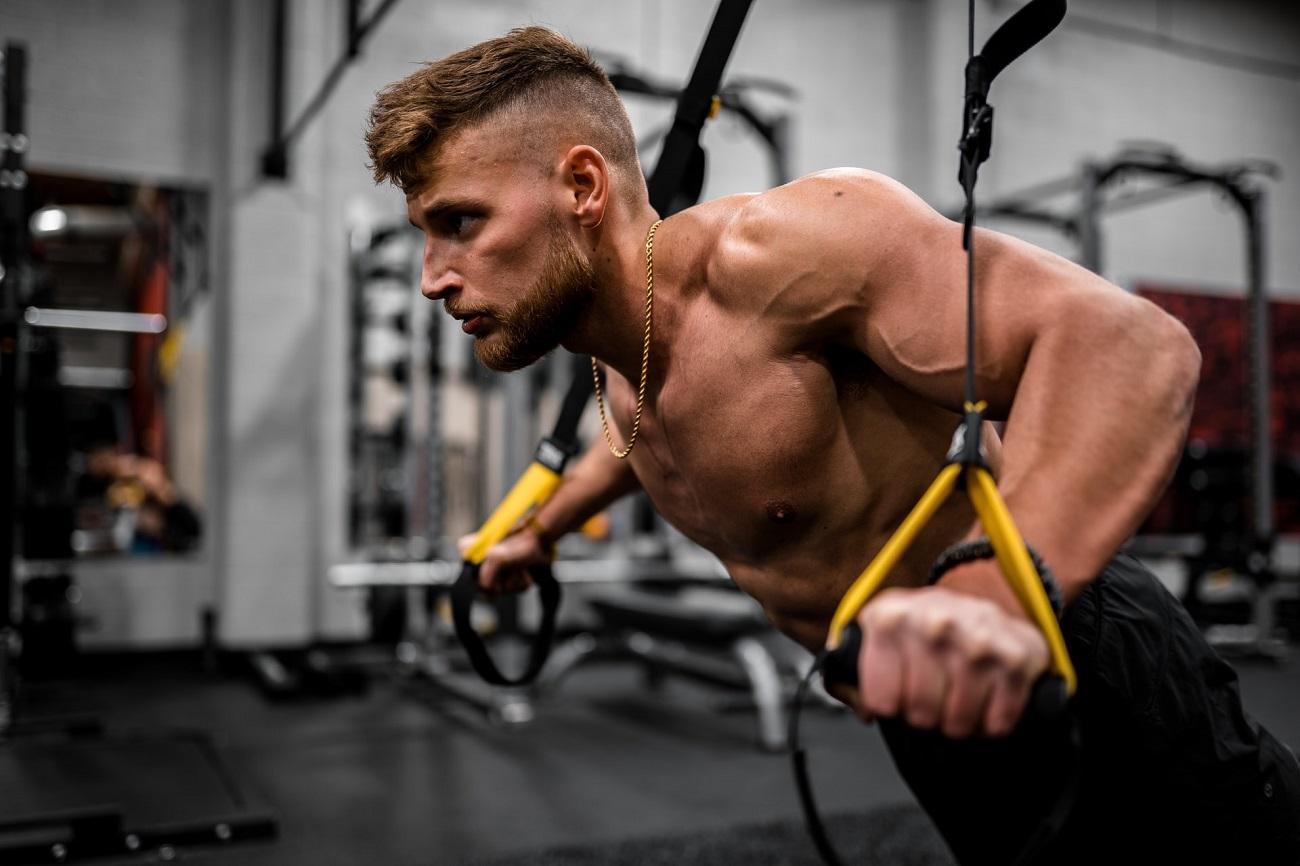 darren ainsworth- workout