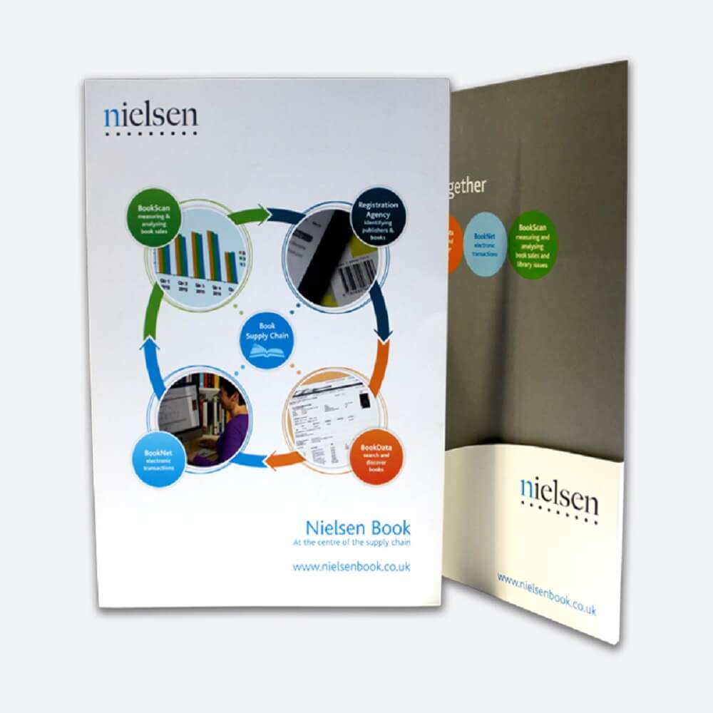 Using an Online Printing Service for Your Business Marketing Folder
