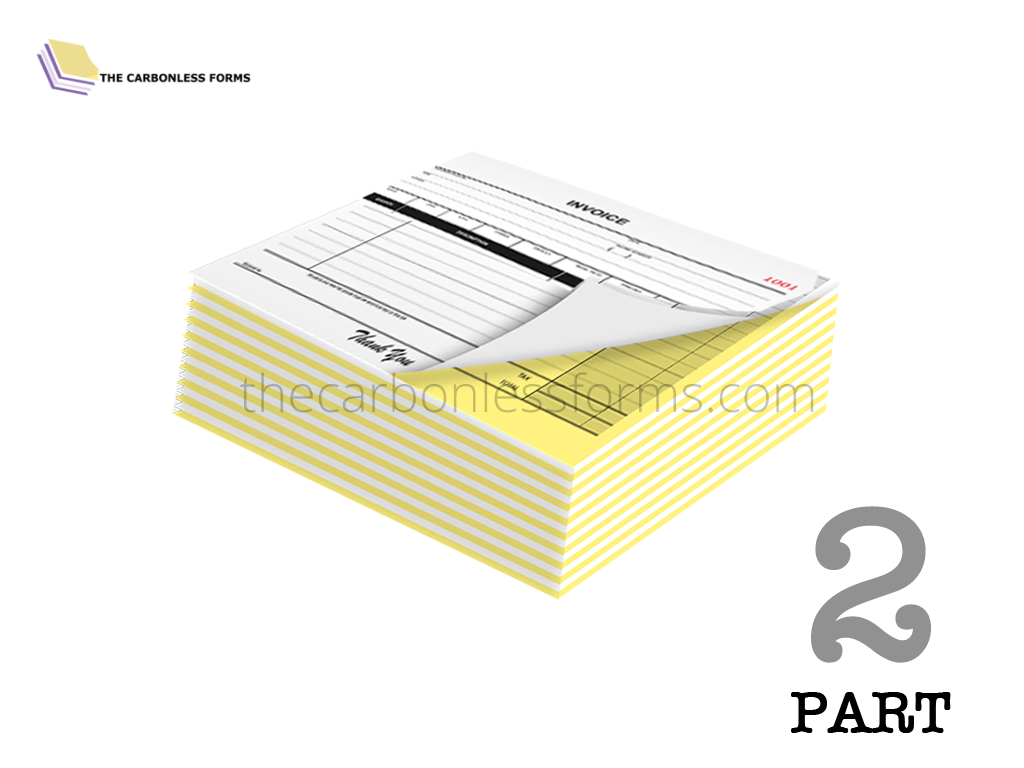 Simplify your Business With 2 Part Carbonless Forms