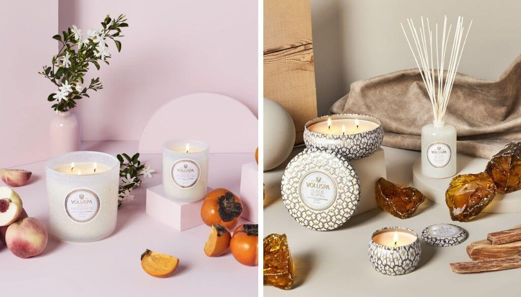 Voluspa – Enhance Moods with Scented Candles and Fragrances for Home