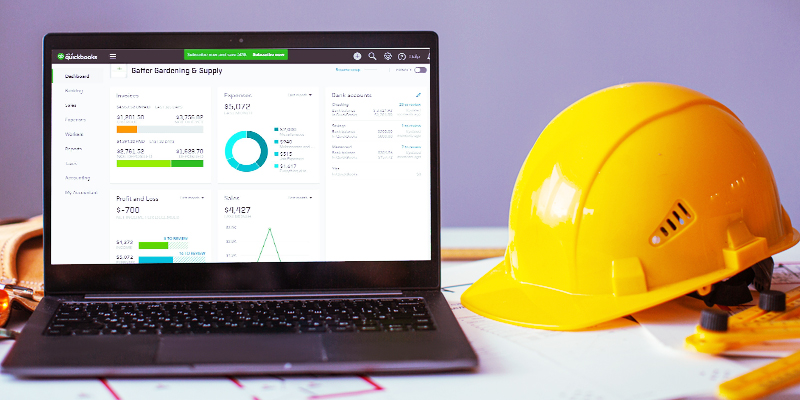 Can You Use QuickBooks for Construction Companies?