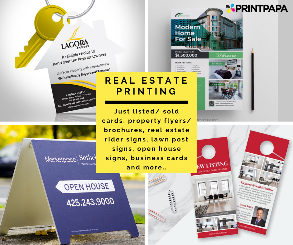 Things That Make a Real Estate Sign Effective to Endorse Your Properties