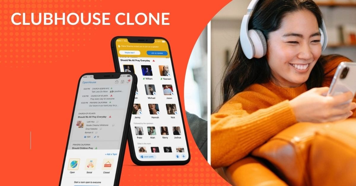 Go To Investment Option For Entrepreneurs With Clubhouse Clone App