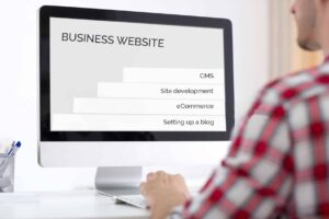 Raymond Halliwell Provides Guide to Set-Up a Business Website