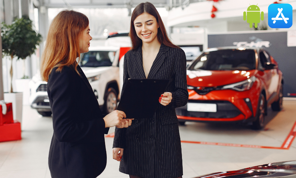 Why You Should Build a Mobile Application for Your Car Dealership Business