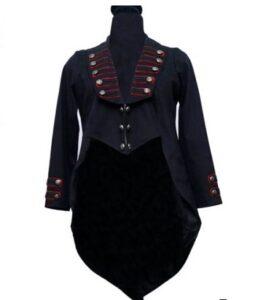 gothic jacket womens
